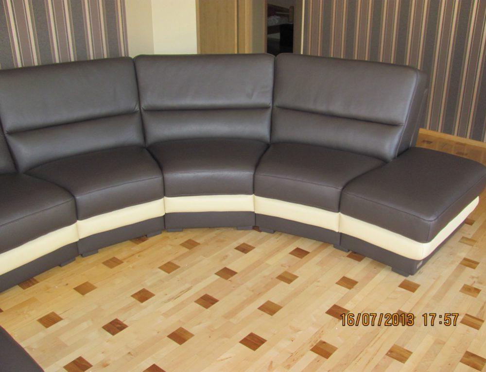 Íves ülőgarnitúra gyártás