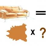Mennyi bőr kell egy bőrgarnitúrára?