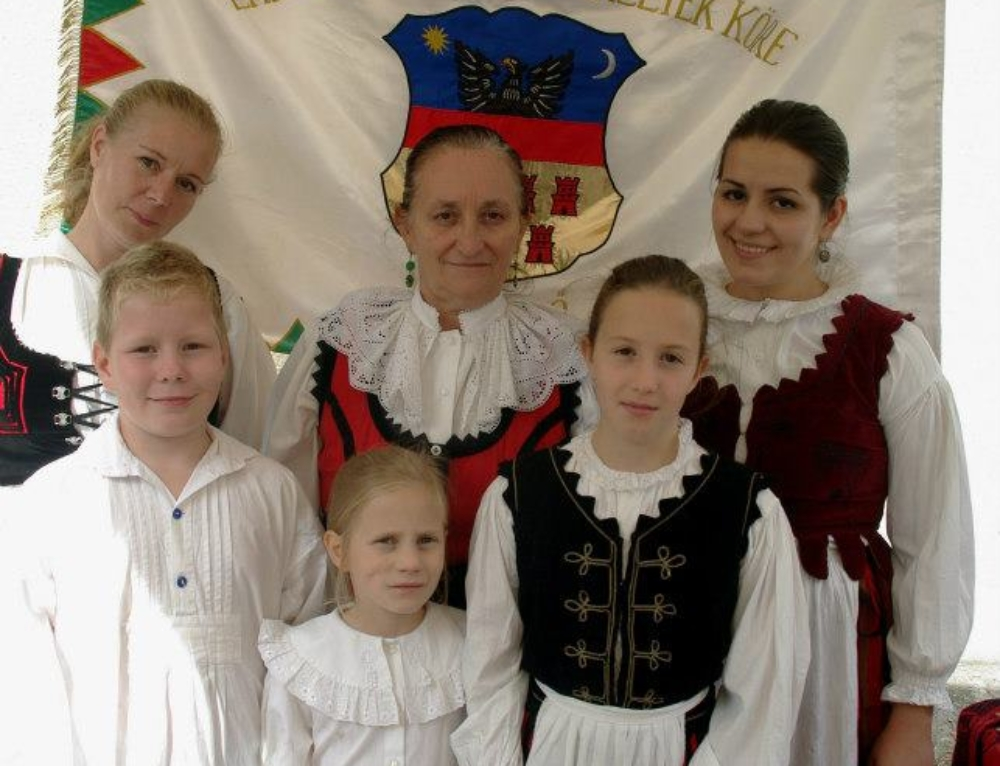 A Kasza család a gödöllői főzőversenyen október 5.-én! (2012)
